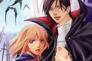 Featured image for Comic Review – Dracula Everlasting