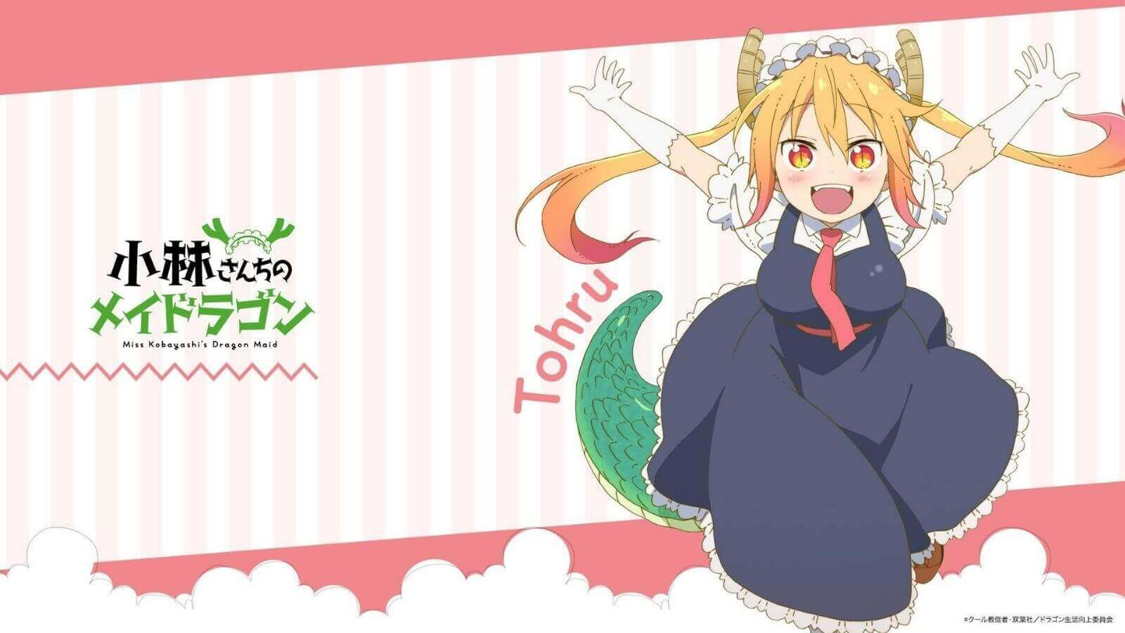 Featured image for Anime Recommendation Of The Week – Dragon Maid
