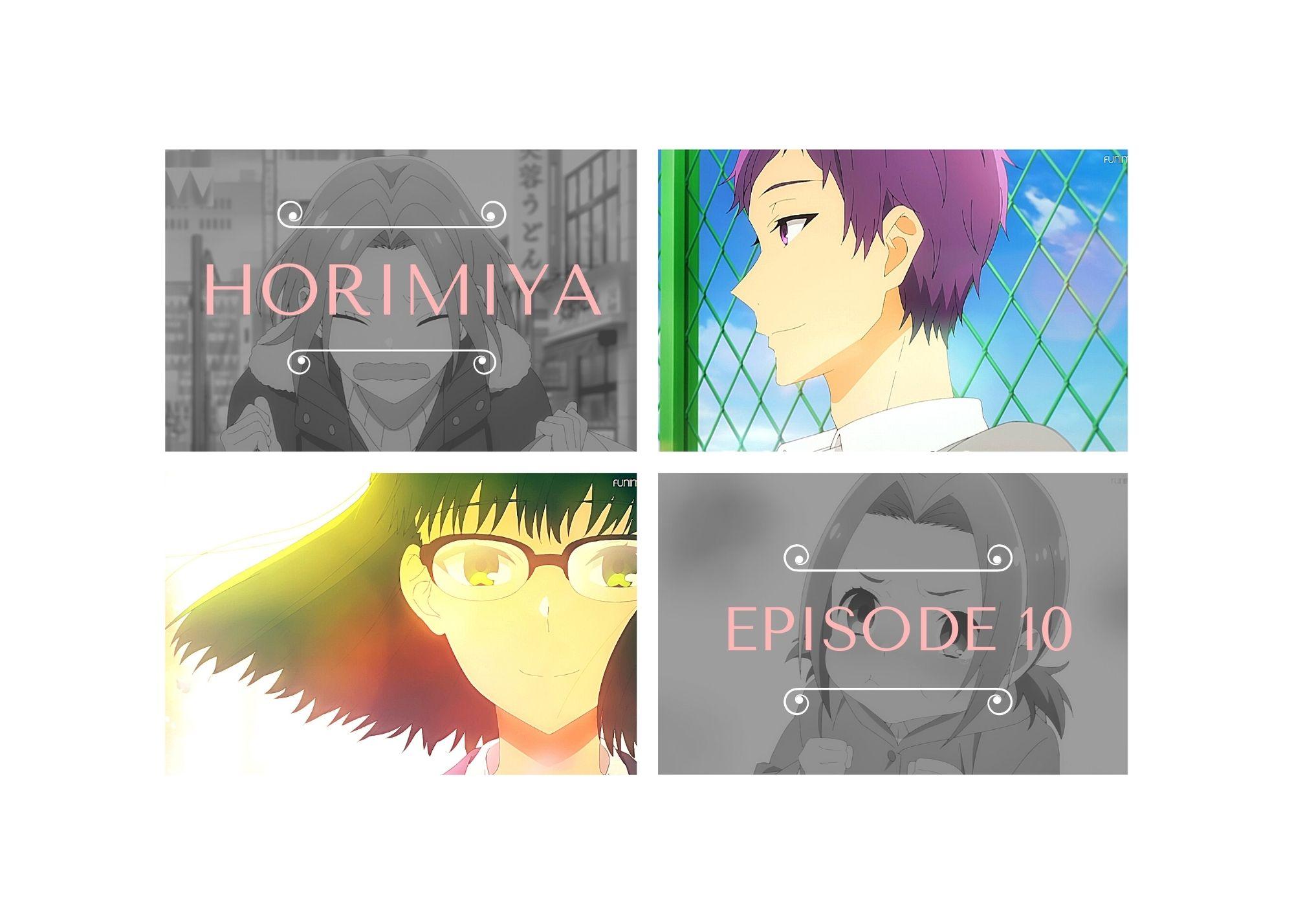 Featured image for Horimiya with IriMoya: Episode 10 — The Moyatorium