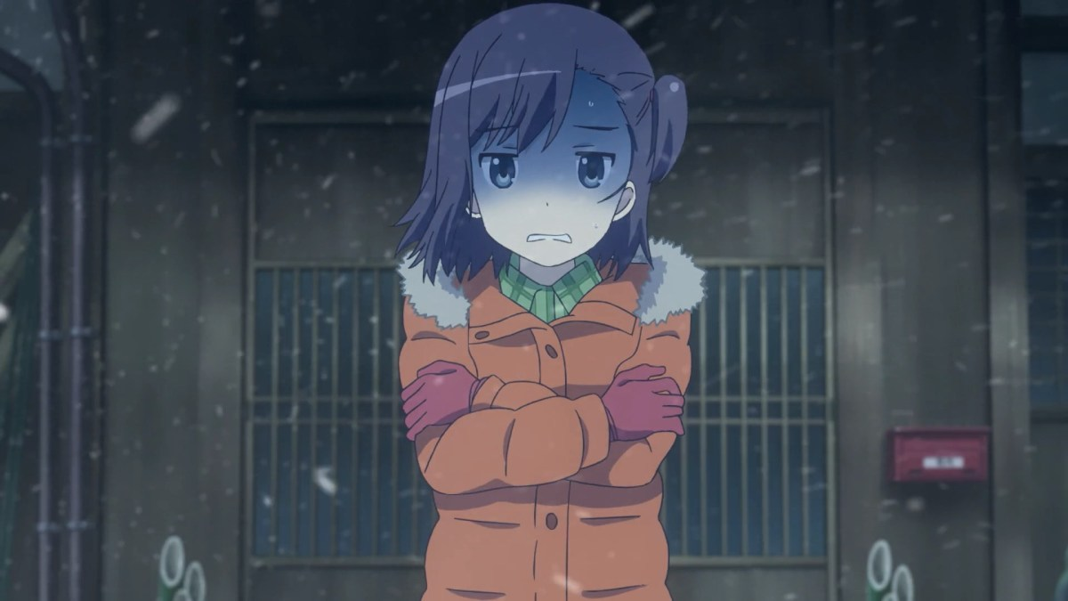 Featured image for Non Non Biyori Nonstop Episode 10: Countryside Winter