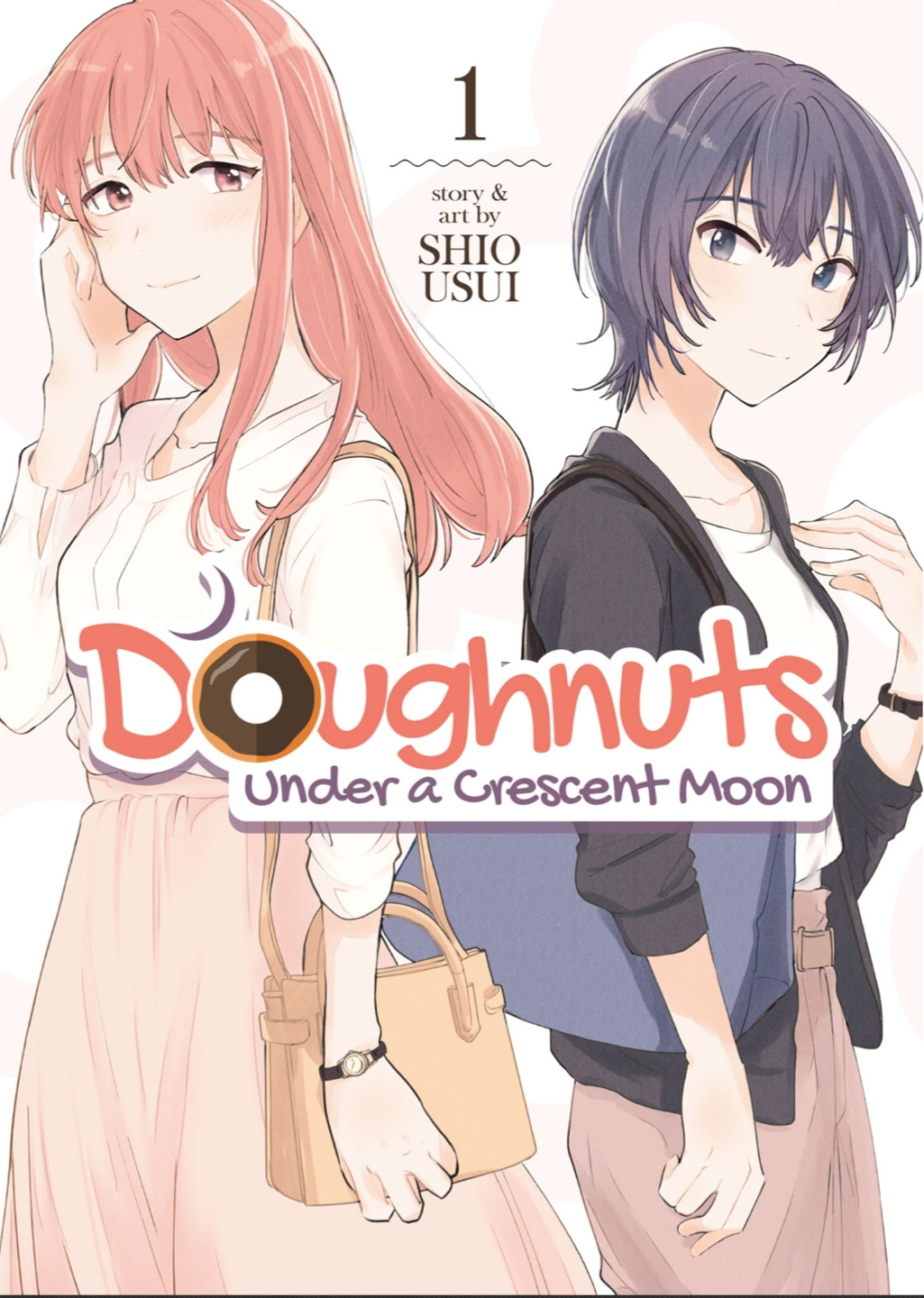 Featured image for Doughnuts Under a Crescent Moon Vol. 1 Review