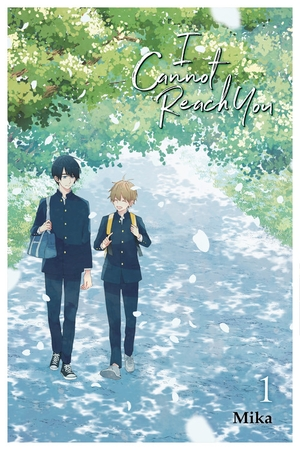 Featured image for I Cannot Reach You Vol 1 Review