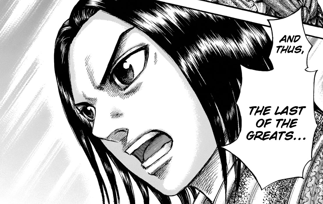 Featured image for 6th Great General Spot Revealed!!! | Kingdom Manga Chapter 672 Review