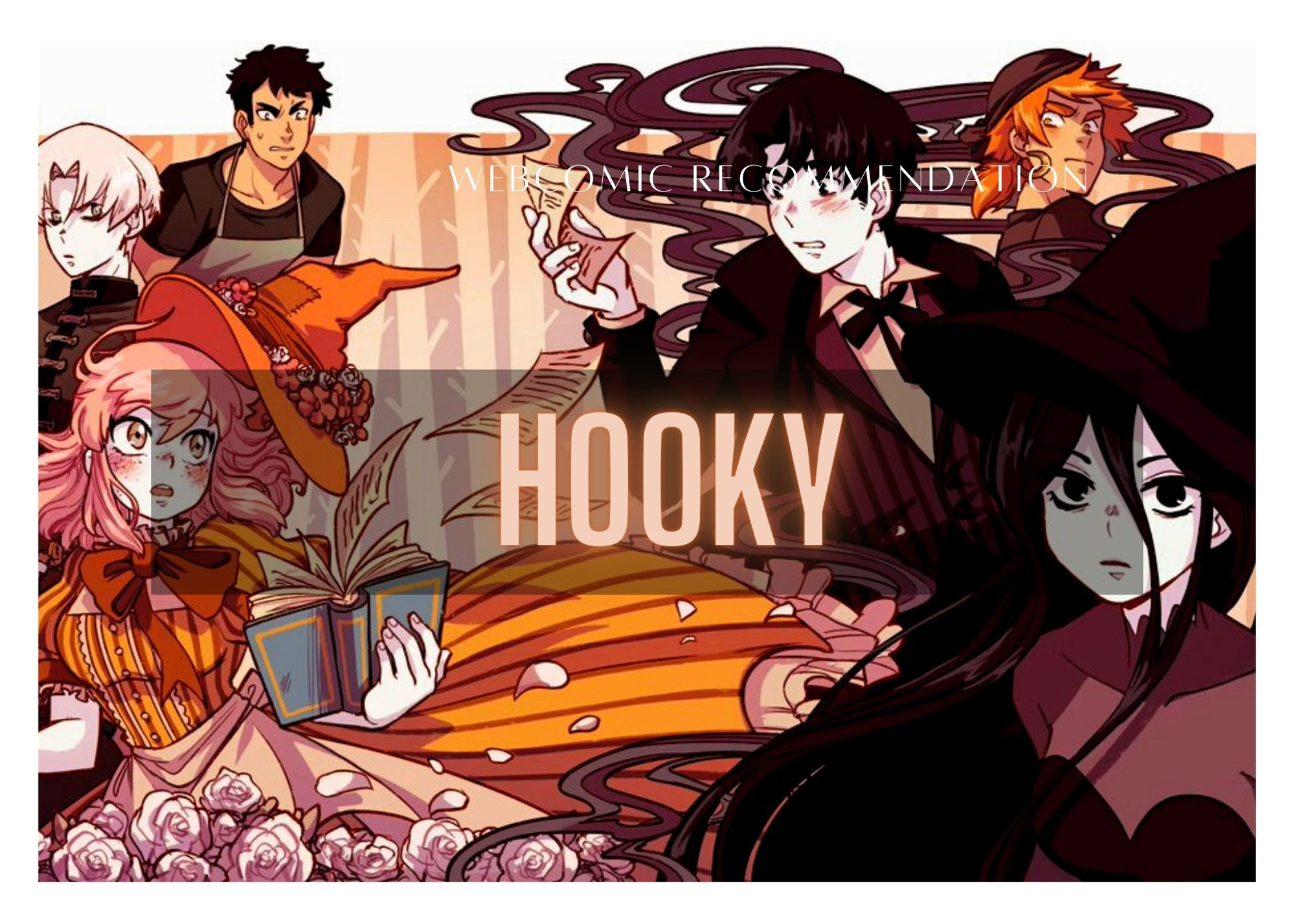 Featured image for Hooky – Webcomic Recommendation
