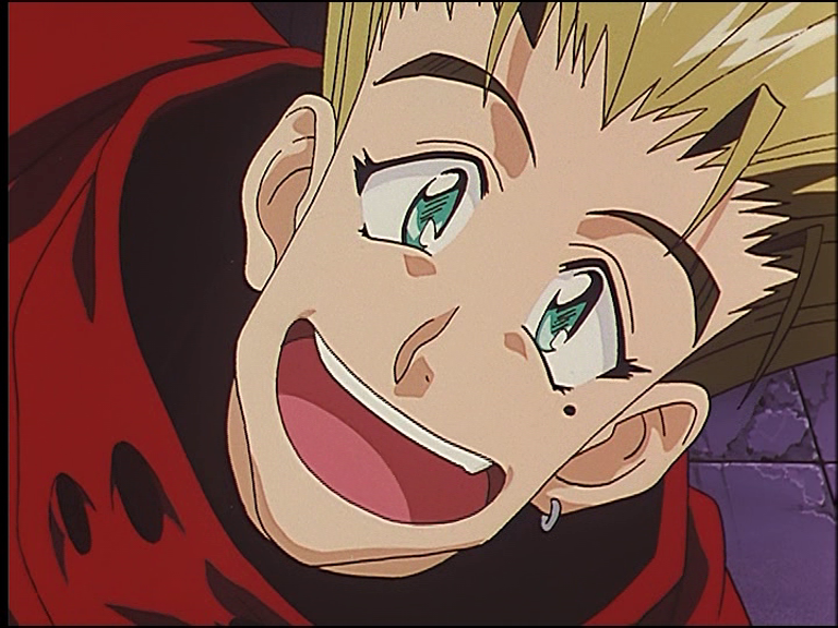 Featured image for Trigun (Toraigan) – The Mysterious Man in Red Arc, Episodes 1-5