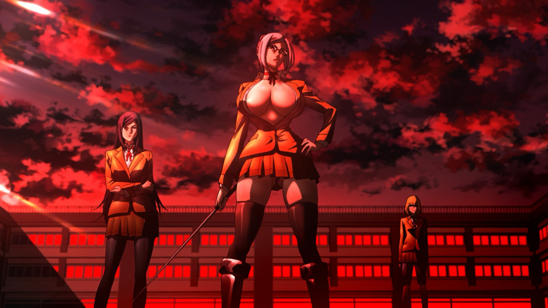 Featured image for Prison School (Episode 1) – The Peep Job