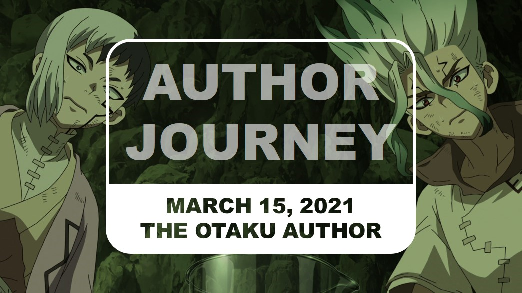 Featured image for Author Journey (March 15, 2021)