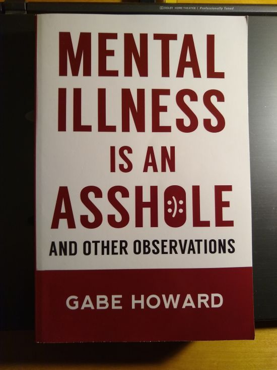 Featured image for Non-Manga Book Shoutout: Mental Illness Is an Asshole