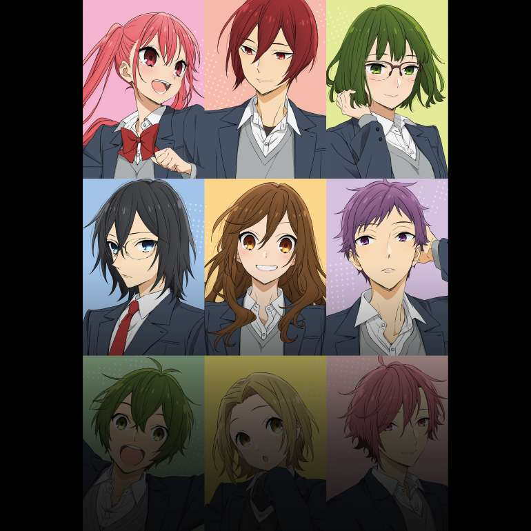 Featured image for Horimiya – Is Hori a Bitch?