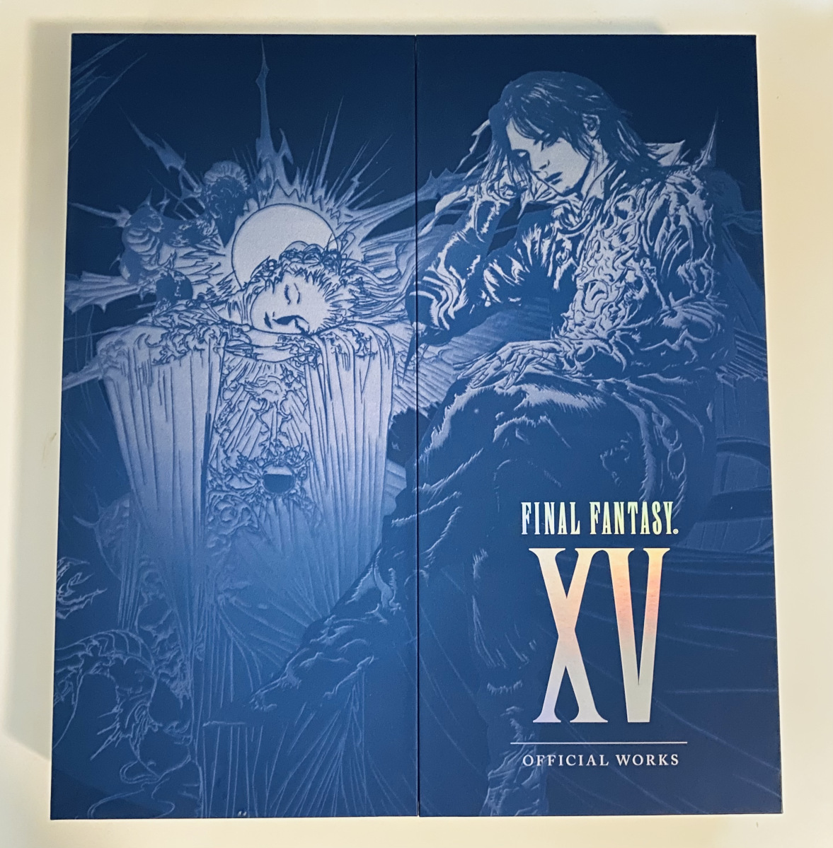 Featured image for Final Fantasy XV Official Works Limited Edition