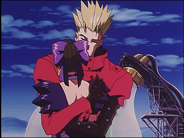 Featured image for Trigun (Toraigan) – The Sand Steamer Arc, Episodes 6-8