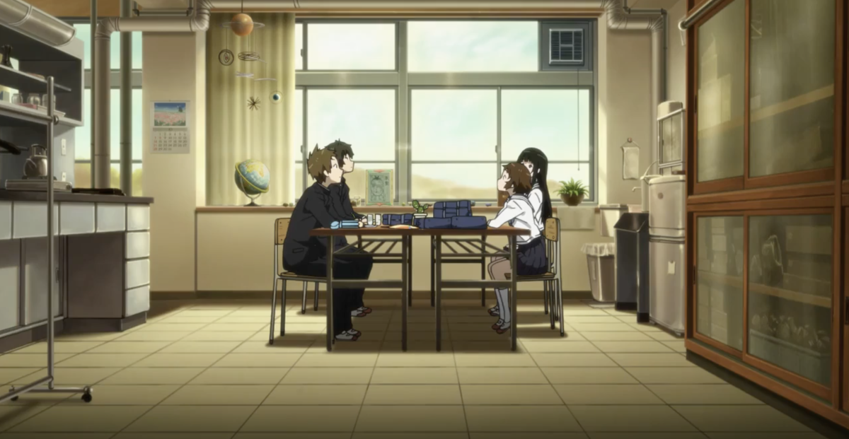 Featured image for Hyouka's Ingenious Cinematography and Aesthetics