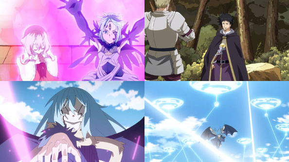 Featured image for TenSura – 34 – The Turn of the Tide
