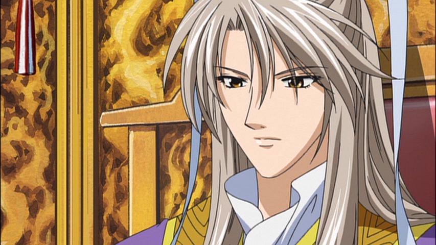 Featured image for Saiunkoku Monogatari Episode 38