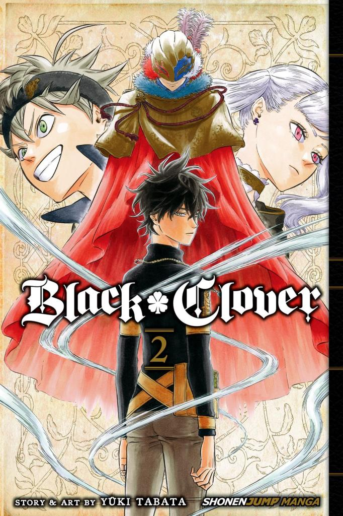 Featured image for Black Clover Manga Volume 2: Recap and Review