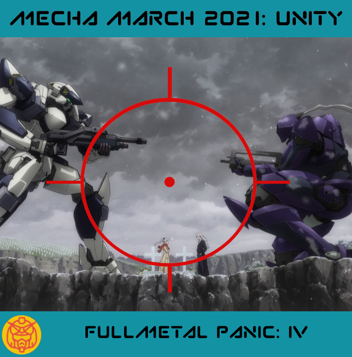 Featured image for #MechaMarch Full Metal Panic! Invisible Victory – True Love and Beautiful Killing