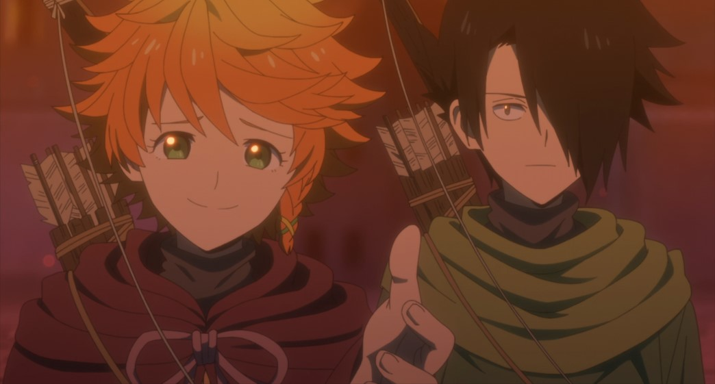 Featured image for The Promised Neverland (Episode 21) – Daikyuuwa