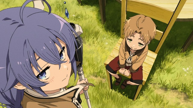 Featured image for Kaiseki Anime Podcast Ep. 74 — Mushoku Tensei
