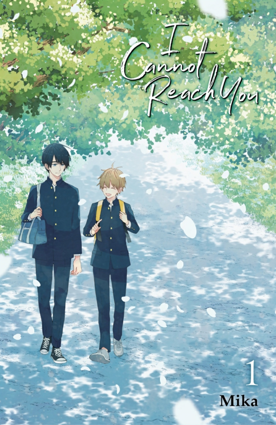 Featured image for I Cannot Reach You Vol. 1 Review