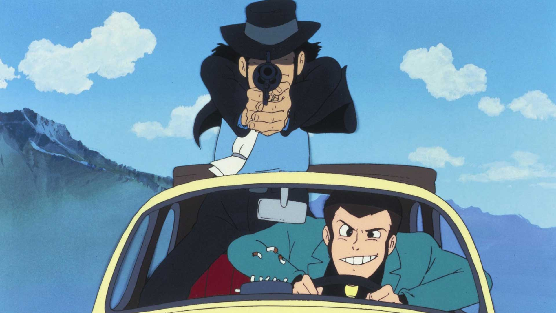 Featured image for Yasuo Otsuka Special Interview – Lupin III Perfect Book (2003)