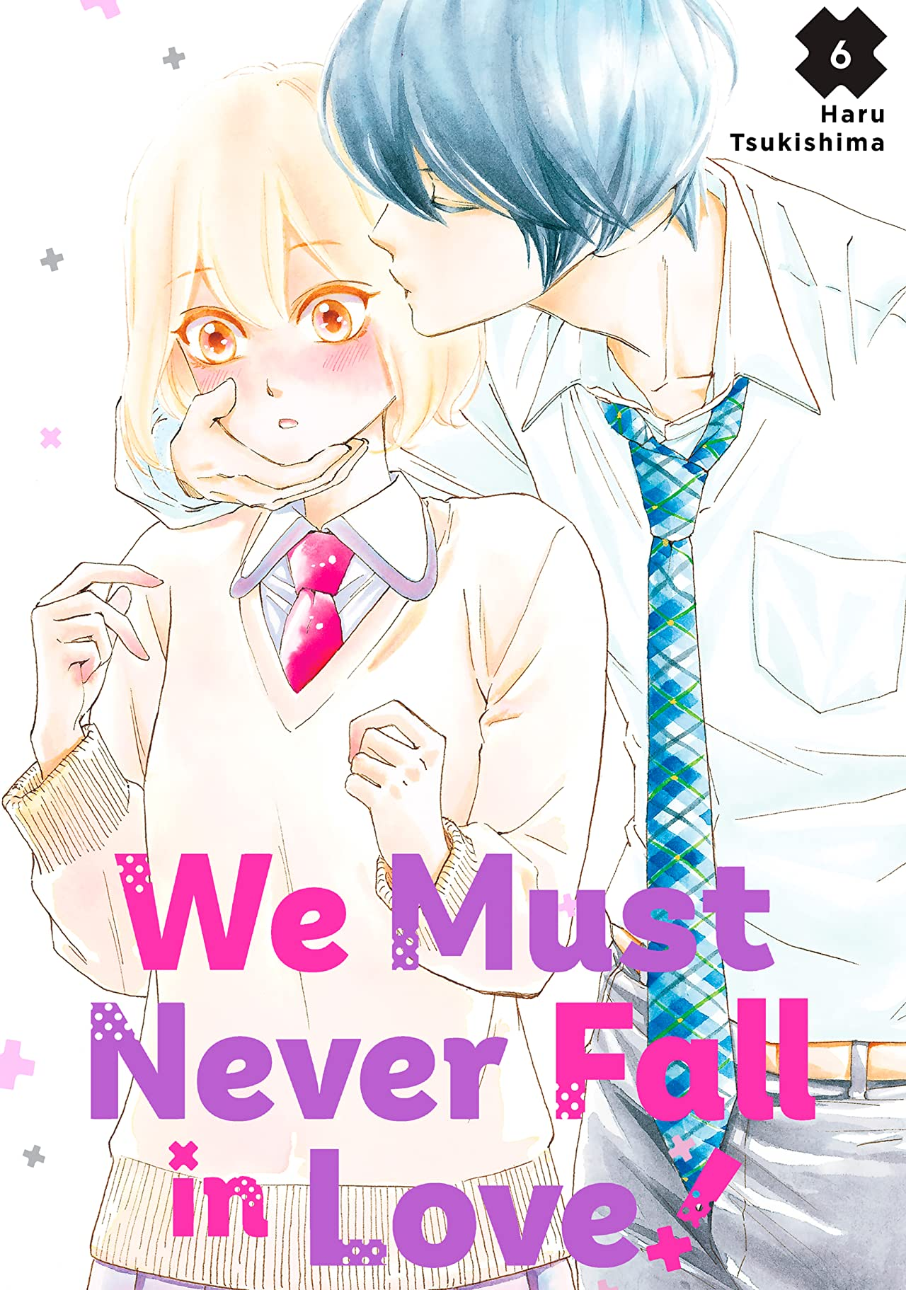 Featured image for We Must Never Fall in Love! Volume 6 Review