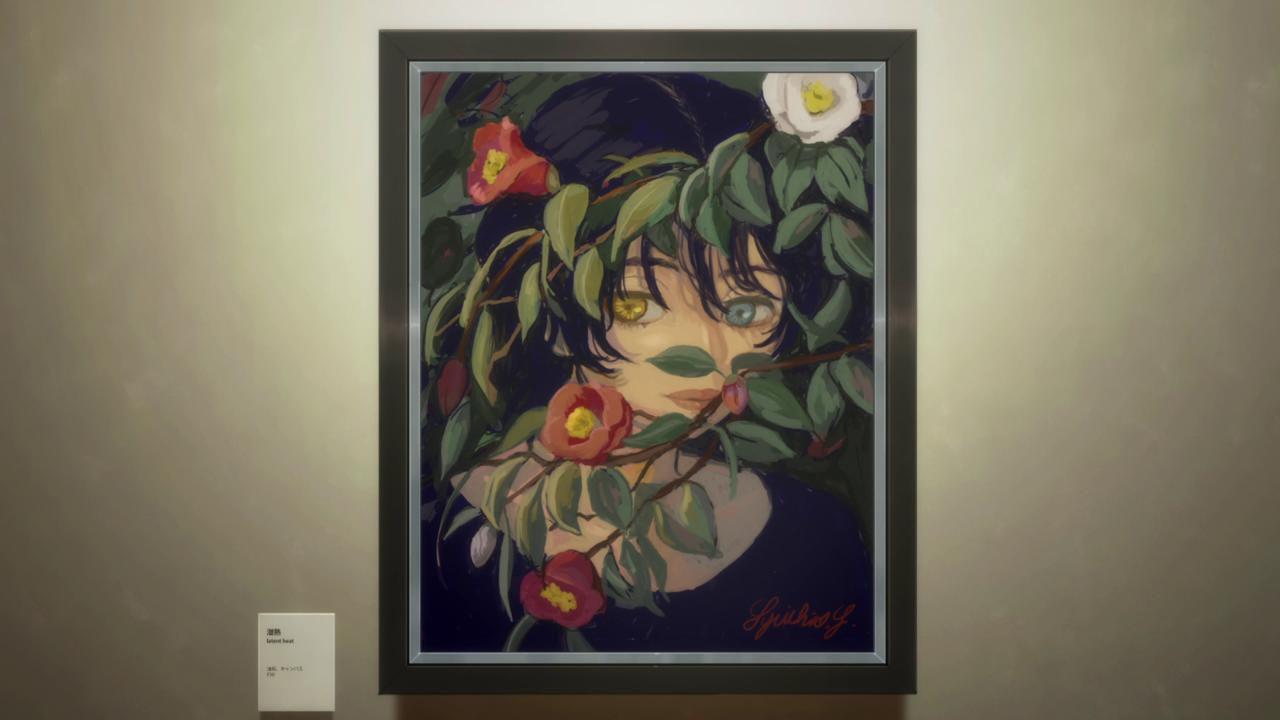 Featured image for Daisies, Camellias, and how Wonder Egg Priority frames Shuuichirou Sawaki
