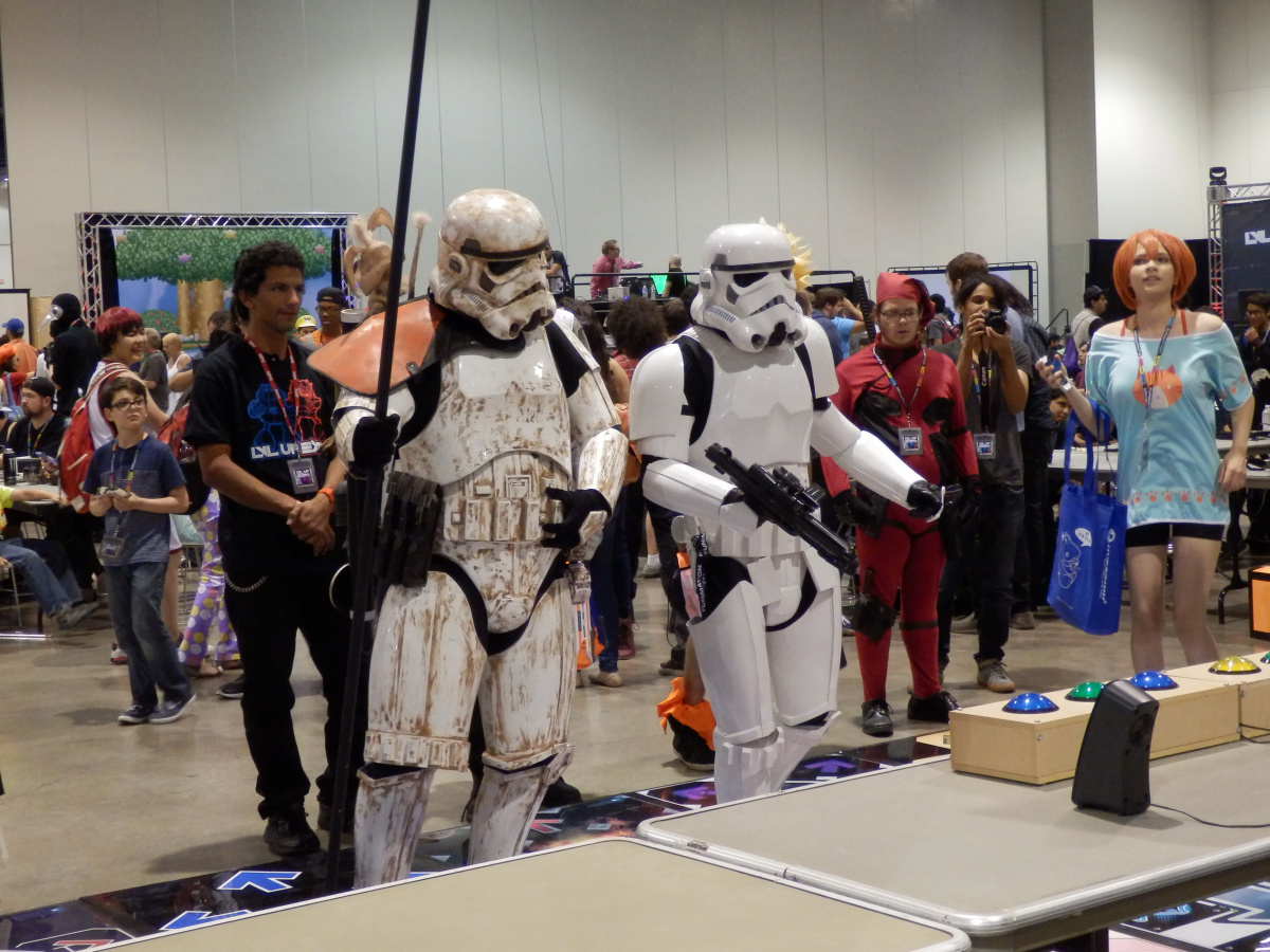 Featured image for Lvl Up Expo Final Recap