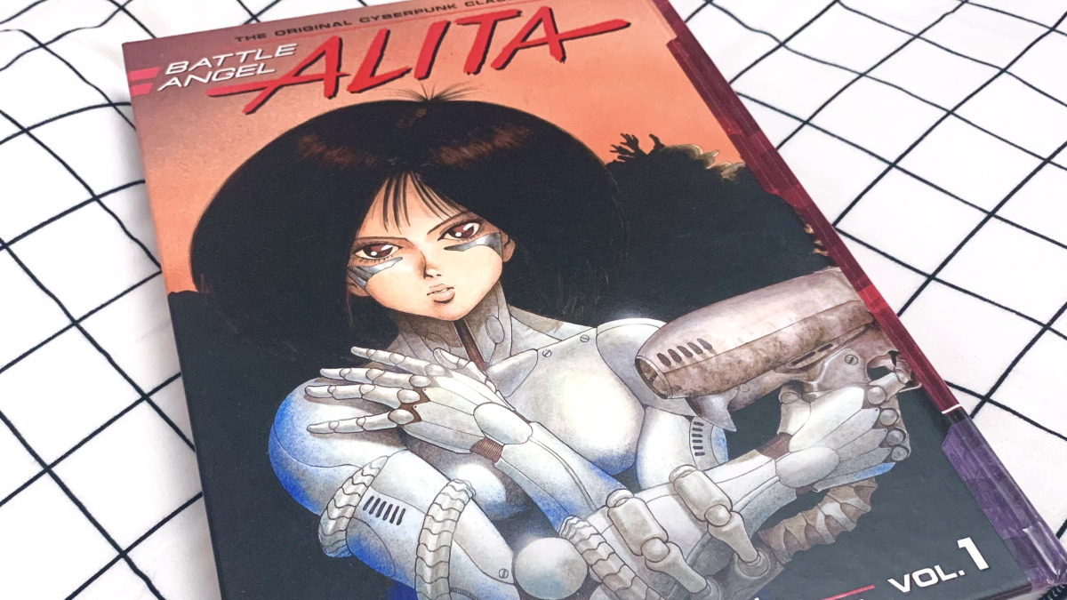 Featured image for Battle Angel Alita: The Original Cyberpunk Classic || Manga First Impressions