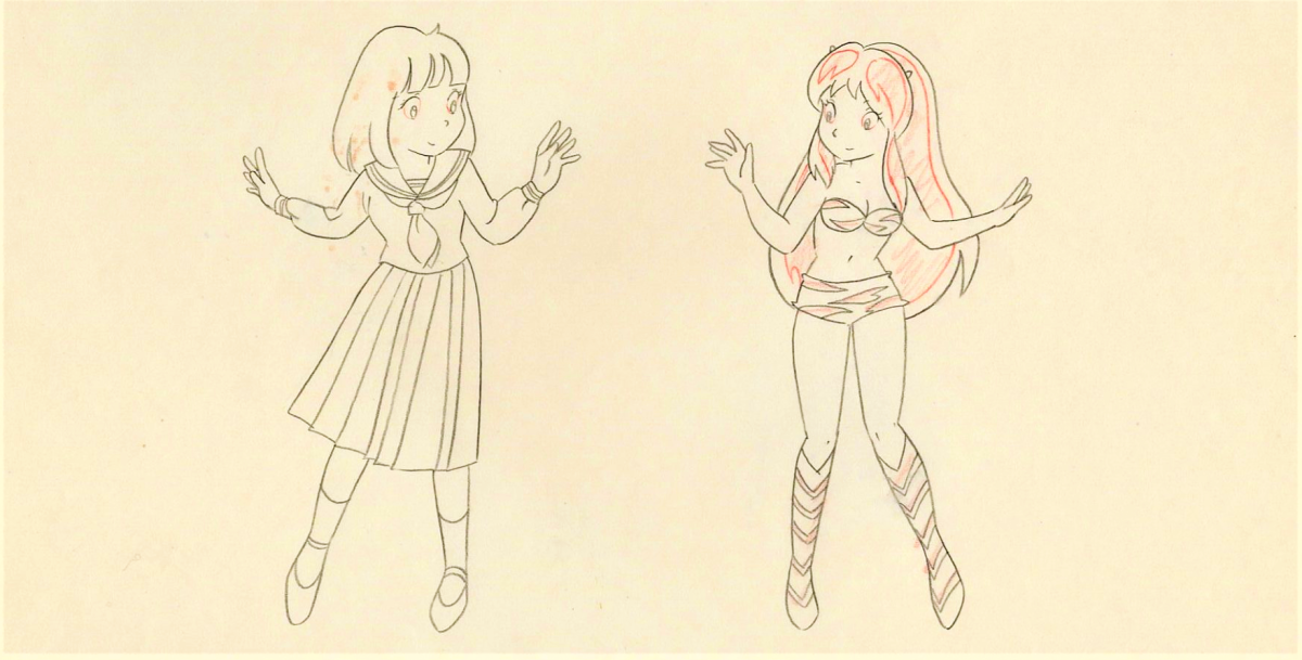 Featured image for Their collective masterpiece: Urusei Yatsura