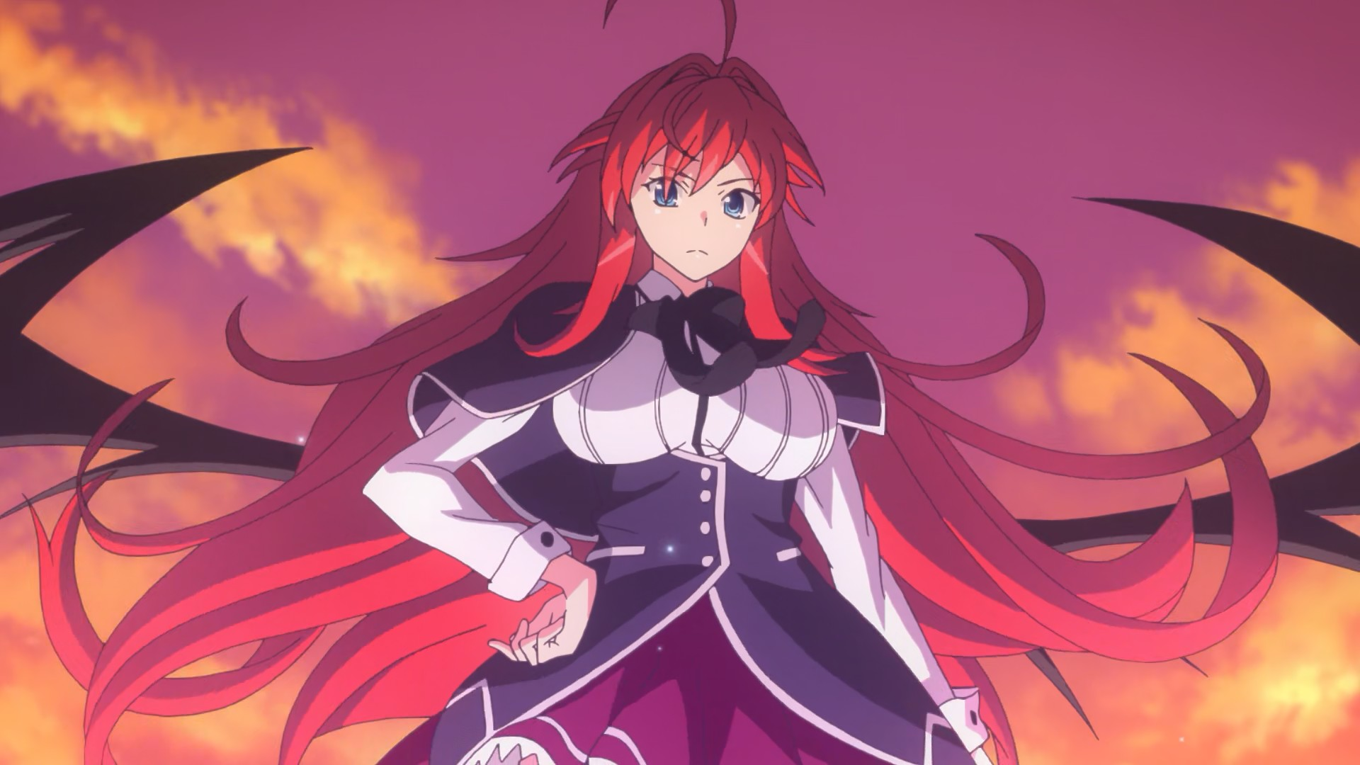 Featured image for High School DxD Hero (Episode 0) – Holiness Behind the Gym