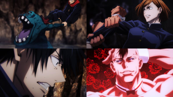 Featured image for Jujutsu Kaisen – 23 – Swinging for the Fences