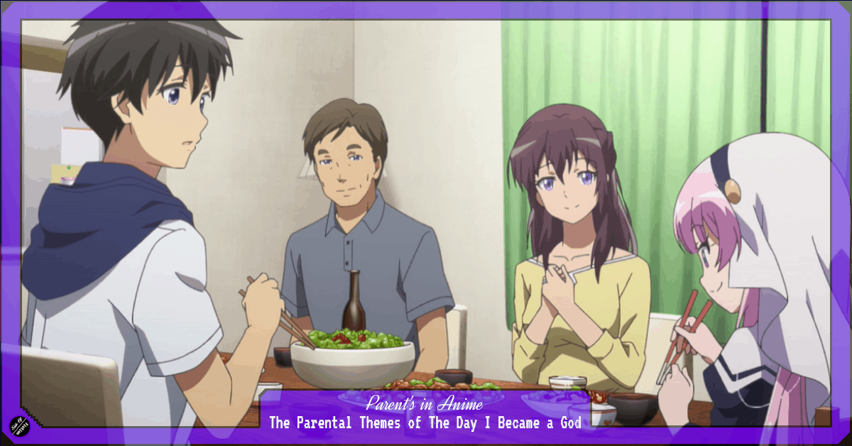 Featured image for Parents in Anime – The Parental Themes of The Day I a Became God