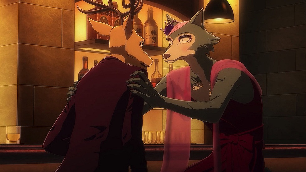 Featured image for Beastars 2nd Season – 11