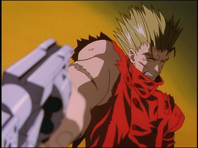 Featured image for Trigun (Toraigan) – The Final Shoot Out Arc, Episodes 24-26