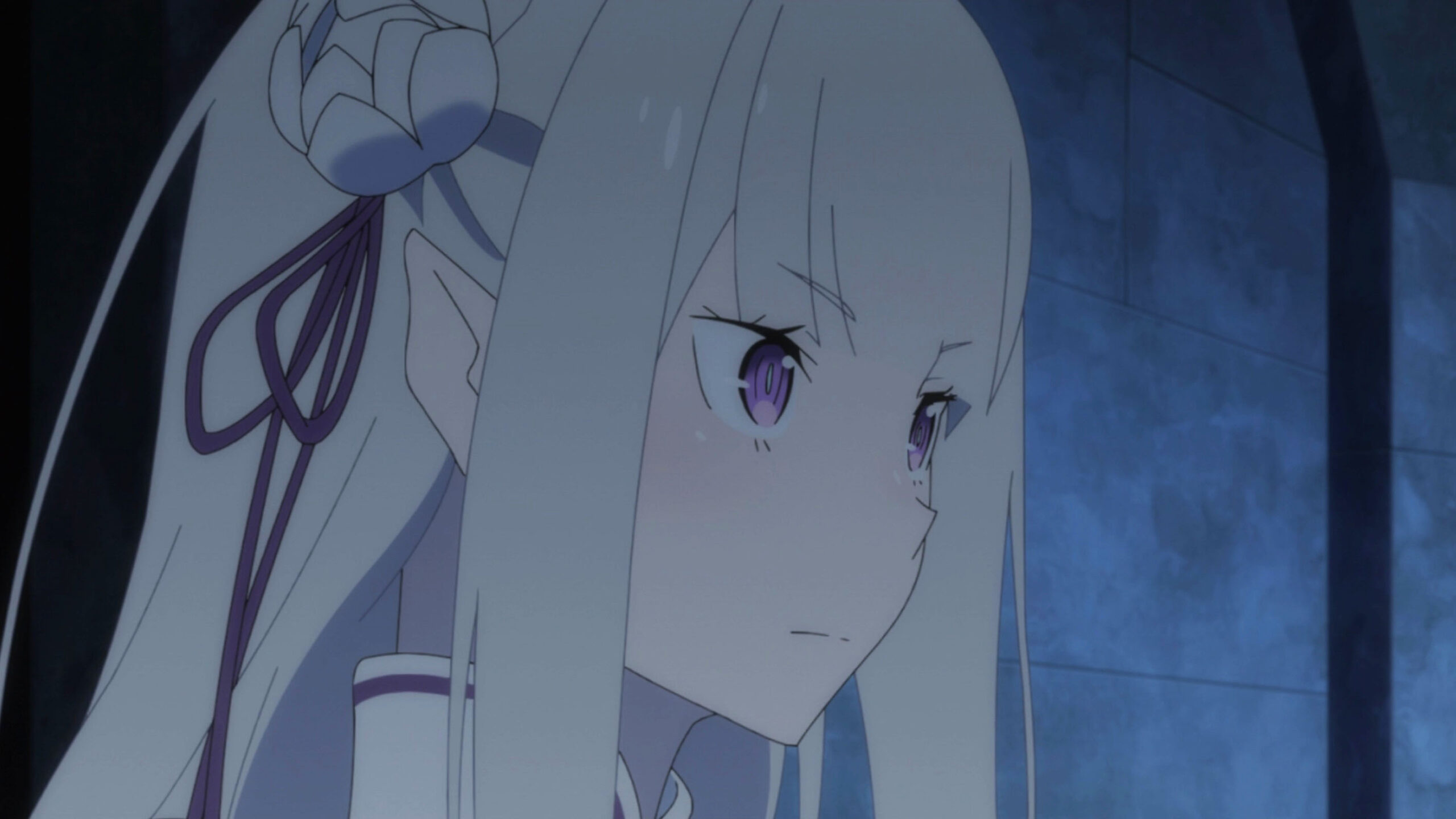 Featured image for Re:ZERO Season 2 Part 2 Episode 49: The Fall of the House of Mathers