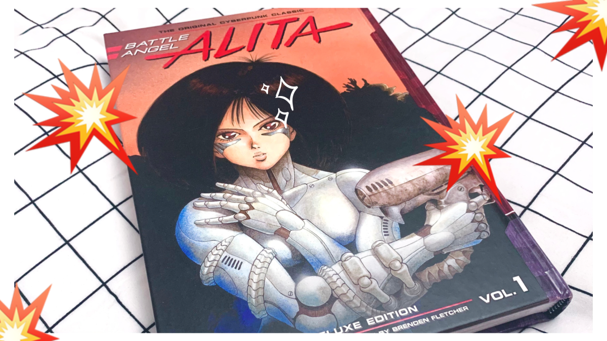 Featured image for Battle Angel Alita is SOOO GOOD!!!