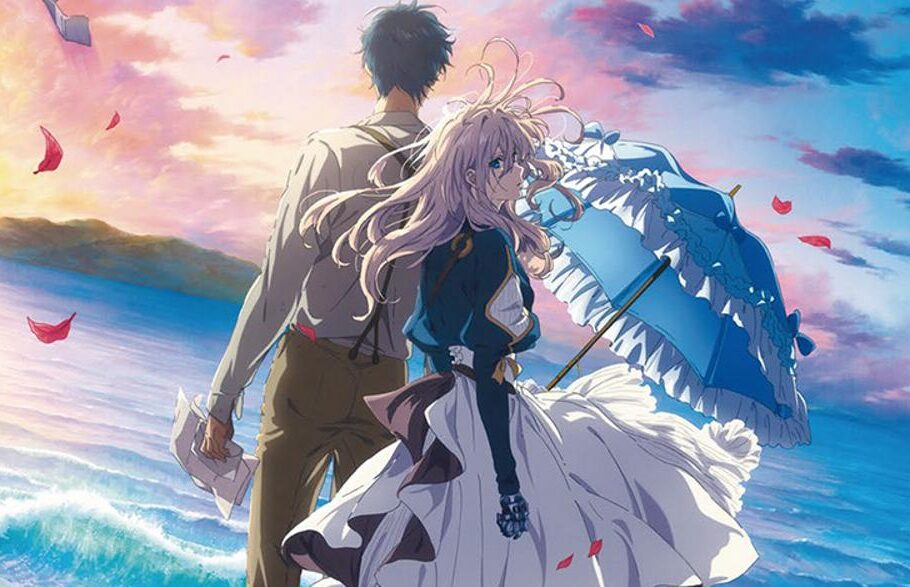 Featured image for Tickets on sale for Violet Evergarden: The Movie