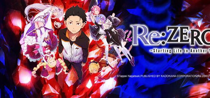 Featured image for Re:Zero- Starting Life in Another World