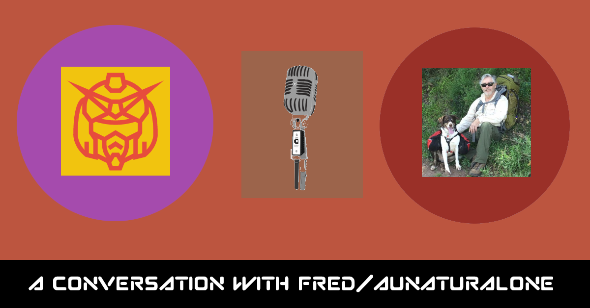Featured image for A Conversation With Fred/AuNaturalOne