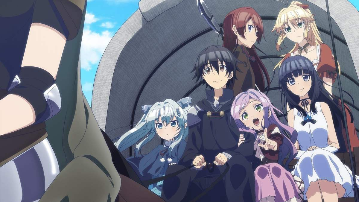 Featured image for Death March to a Parallel World Rhapsody