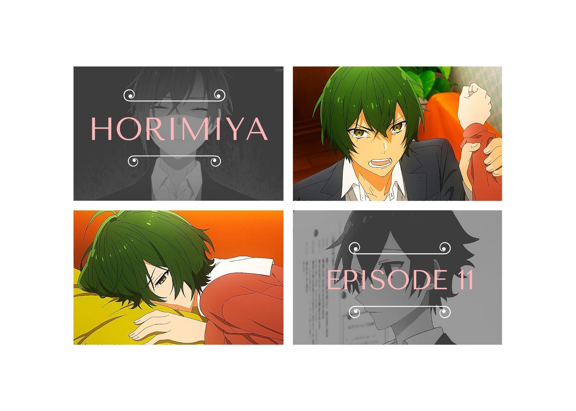 Featured image for Horimiya with IriMoya – episode 11