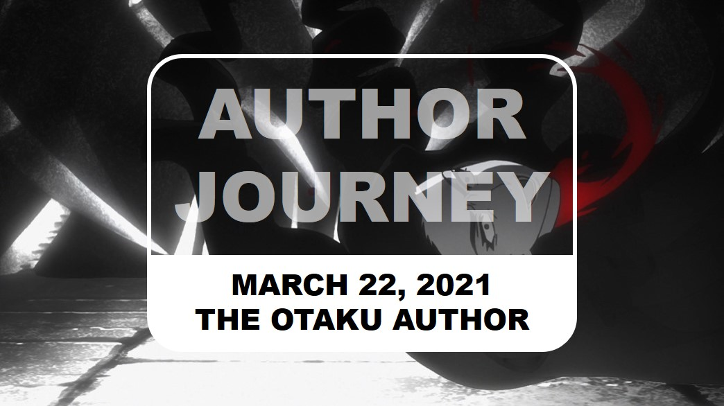 Featured image for Author Journey (March 22, 2021)