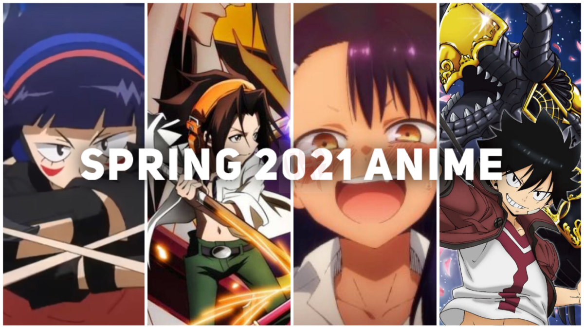 Featured image for Spring 2021 Anime Season Preview