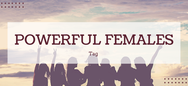 Featured image for Happy Women's History Month – Powerful Females Tag