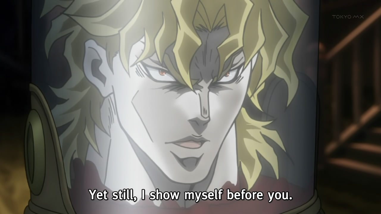 Featured image for Dio's Bizarre Adventure (The End of Phantom Blood)