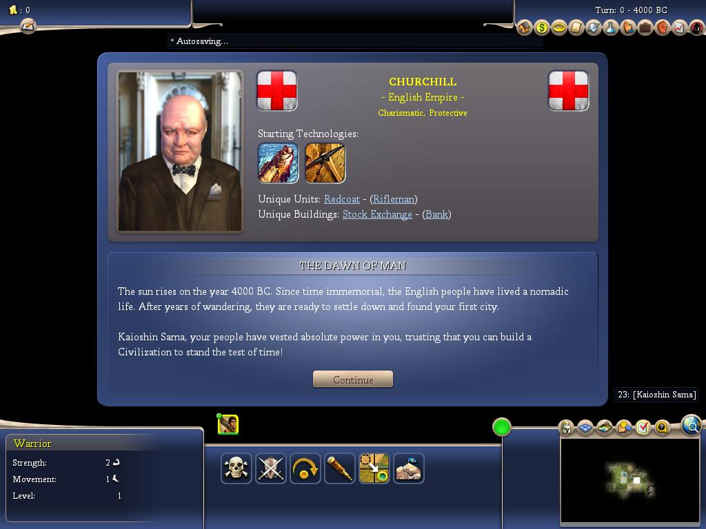 Featured image for Here's To Us……(An Introduction To Civilization IV And Why It's Become My Favourite Game Of All Time)