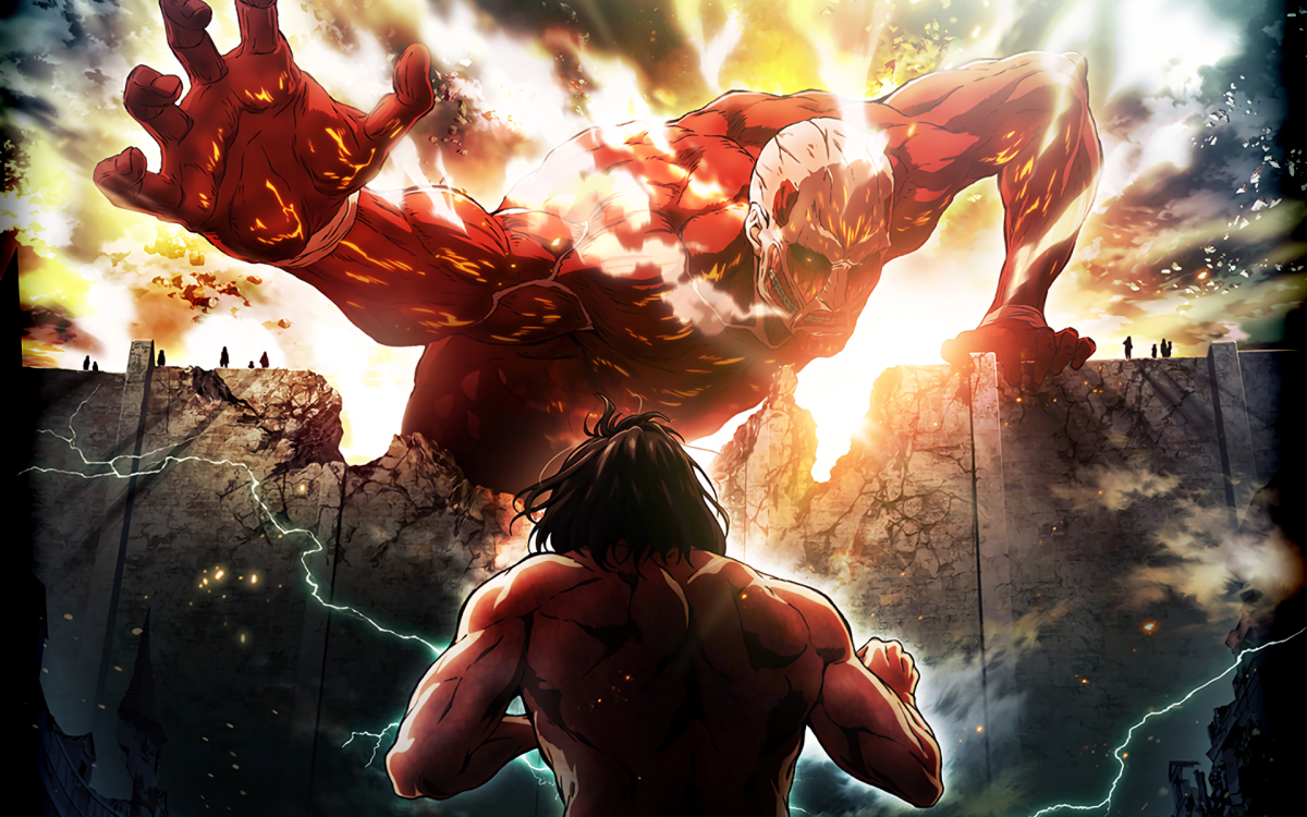 Featured image for Attack on Titan is a good show