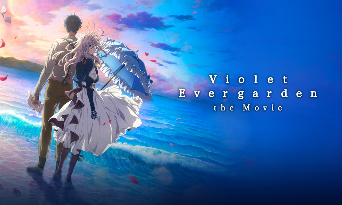 Featured image for Review: Violet Evergarden the Movie