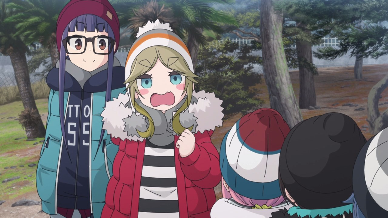 Featured image for Yuru Camp 2nd Season Episode #12