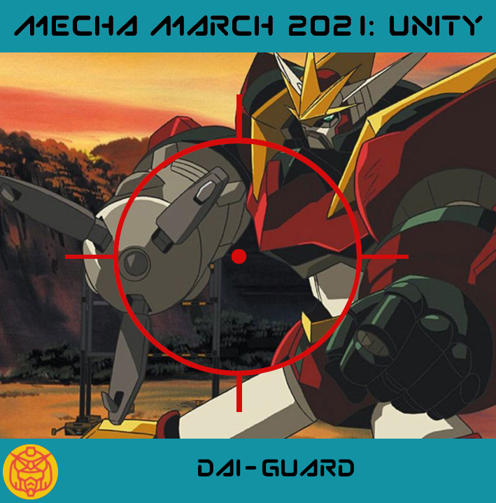 Featured image for #MechaMarch Dai-Guard: Public Heroes for Public Problems